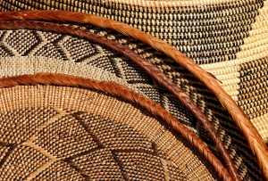 Texture of Basket by Dorena